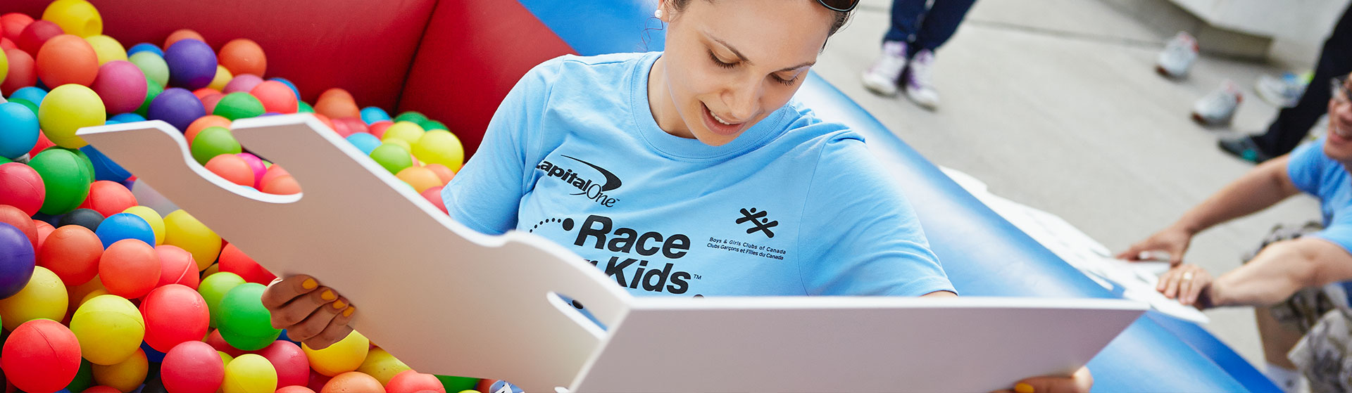 Race for Kids - Overview